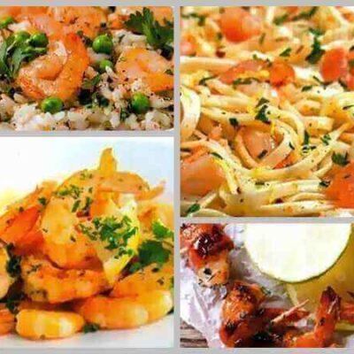 4 συνταγές με γαρίδες για νόστιμα φθινοπωρινά τραπέζια!