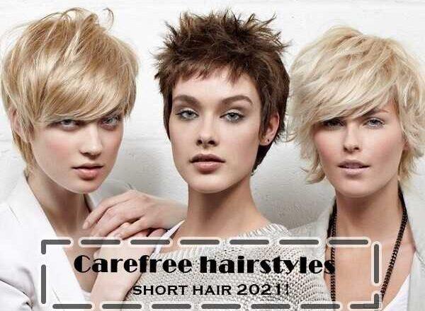 Ανέμελα χτενίσματα για κοντά μαλλιά 2021!
