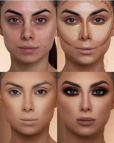 Η εφαρμογή make up για τέλεια κάλυψη