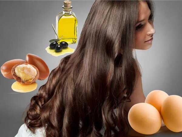 5 Συνταγές για θρέψη μαλλιών στο σπίτι!
