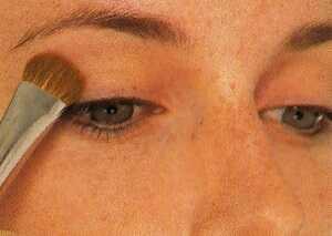 Μακιγιάζ για ξανθά μαλλιά 3