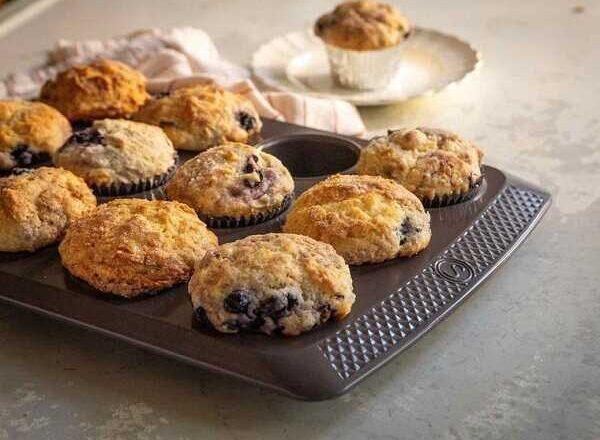 3 Συνταγές για Muffins γλυκά & αλμυρά!