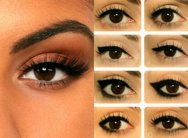 Πως να αλλάξετε το σχήμα των ματιών με μακιγιάζ