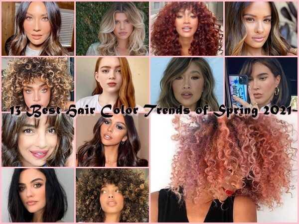 13 χρώματα μαλλιών Άνοιξη 2021 για να πειραματιστείς!