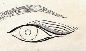 Μακιγιάζ για αμυγδαλωτά μάτια