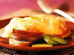 2.Γερμανικό σάντουιτς