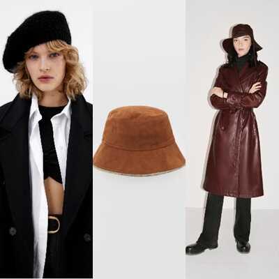 Καπέλα Zara