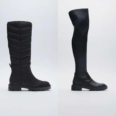 Μπότες Zara