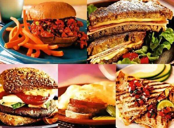 5 Σάντουιτς από όλο τον κόσμο νόστιμα & υγιεινά!