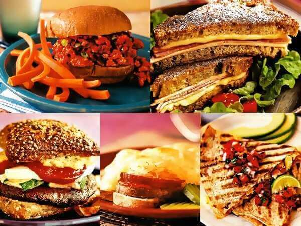 Σάντουιτς από όλο τον κόσμο νόστιμα & υγιεινά!