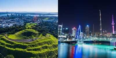 Ταξίδι στο εξωτερικό Οκλάντ, Νέα Ζηλανδία