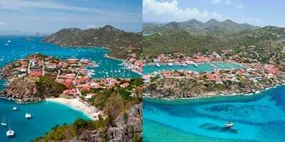 Ταξίδι στο εξωτερικό-Νησί Αγίου Βαρθολομάιουκαραϊβική