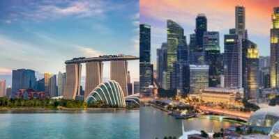 Ταξίδι στο εξωτερικό-Σιγκαπούρη, Ασία