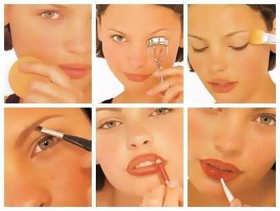 Εύκολο και γρήγορο μακιγιάζ βήμα βήμα