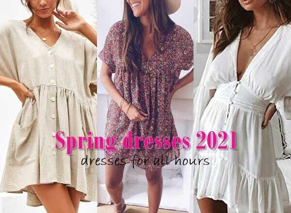 40 Ανοιξιάτικα φορέματα για όλες τις ώρες!