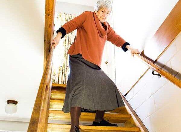 Κινητικά προβλήματα για την ηλικία 70 και άνω