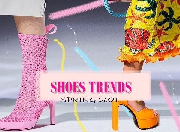 Όλα τα παπούτσια της άνοιξης 2021 είναι εδώ!!!