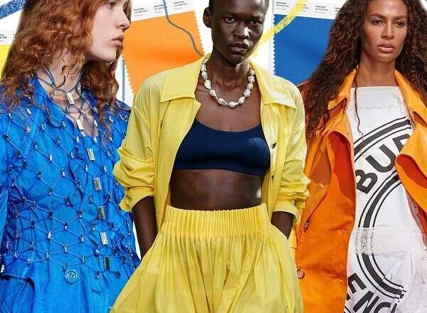 Χρώματα άνοιξη καλοκαίρι 2021:6 color trends για αισιοδοξία!