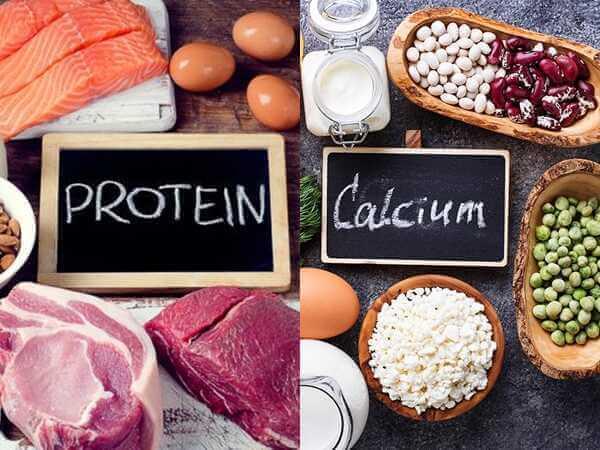 Πρωτεΐνες και ασβέστιο πόσο απαραίτητες μας είναι;