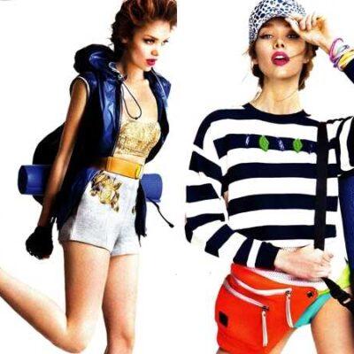 Sporty chic σύνολα για κορίτσια που ζουν την κάθε στιγμή!