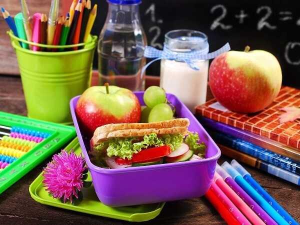 Ποια είναι η πιο υγιεινή διατροφή για παιδιά στο σχολείο;