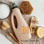 Diy καθαριστικά σπιτιού φυσικά…αλλά αποτελεσματικά!