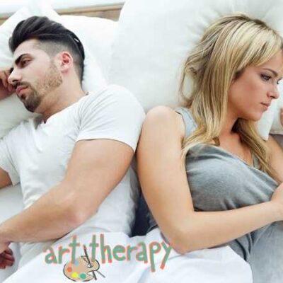 Ενισχύστε την σεξουαλική σας ζωή με art therapy
