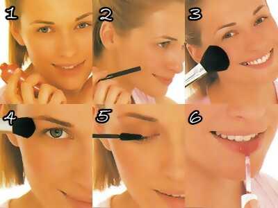 Μακιγιάζ βήμα-βήμα για πρόσωπο με φακίδες