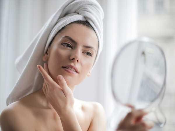 Περιποίηση του δέρματος για 10' δύο φορές την ημέρα!