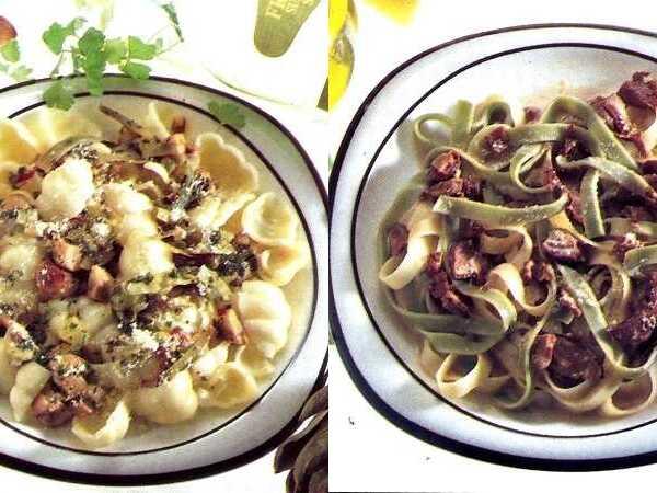 2 Νόστιμες συνταγές με ζυμαρικά σκέτη πρόκληση!