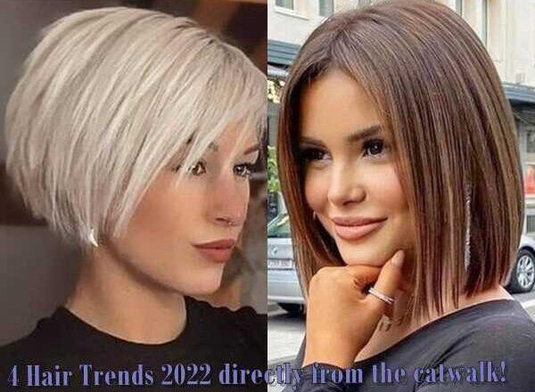 4 Τάσεις μαλλιών 2022 απευθείας από την πασαρέλα!