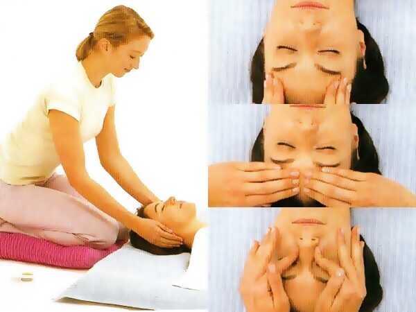 Τονωτικό μασάζ προσώπου για χαλάρωση & ευεξία