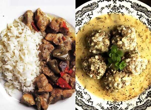 2 Παραδοσιακές συνταγές Χοιρινό στάμνας & Γιουβαρλάκια!